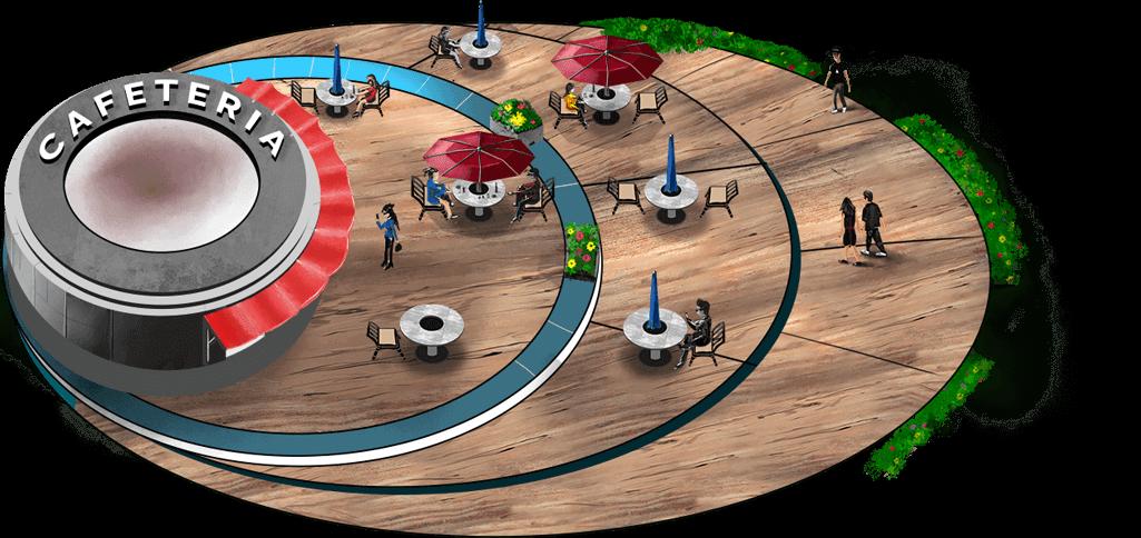 alliances cafeteria