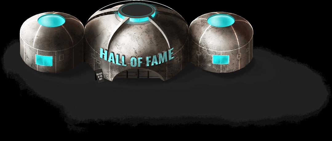 Arena hall of fame