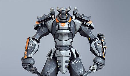 Game Character Modeler