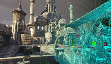 Game Level / Environment Designer