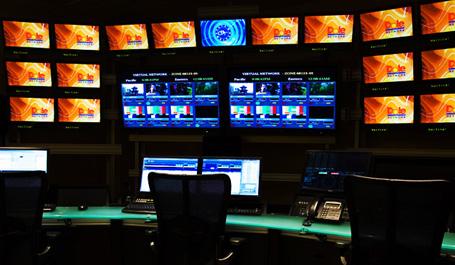Television, Media Companies