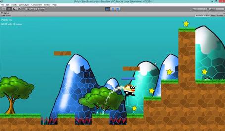 Unity 2D Game Artist