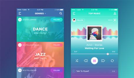 User Interface (UI) Designer