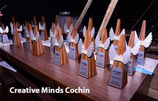Creative Minds 2019 Cochin Region Witnessed Amazing Student Works